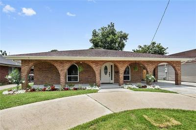 Metairie Single Family Home Pending Continue to Show: 2944 Metairie Court