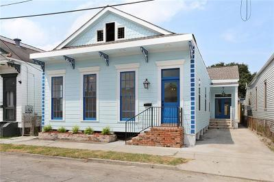 Single Family Home For Sale: 3053 Dumaine Street