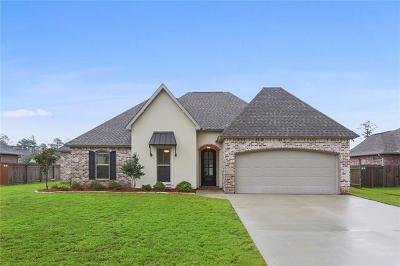 Madisonville Single Family Home For Sale: 231 Faye Daye Drive