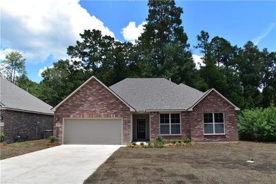 Covington Single Family Home For Sale: 16925 Highland Heights Drive