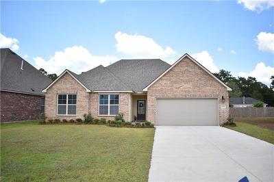 Covington Single Family Home For Sale: 75144 Crestview Hills Loop