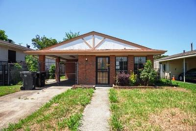 New Orleans Single Family Home For Sale: 7616 Avon Park Boulevard