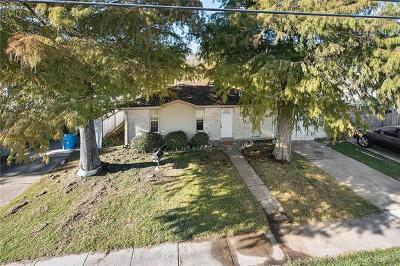 Mereaux, Meraux Single Family Home For Sale: 3208 Nancy Street