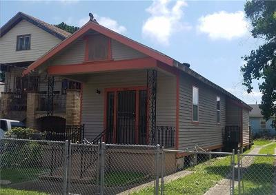 Single Family Home For Sale: 3311 Pauger Street