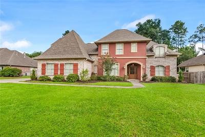 Madisonville Single Family Home Pending Continue to Show: 214 Le Cirque
