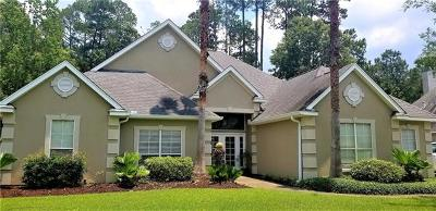 Single Family Home For Sale: 809 Sweet Bay Drive