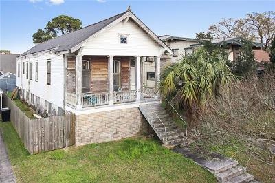 New Orleans Multi Family Home For Sale: 4445 Demontluzin Street