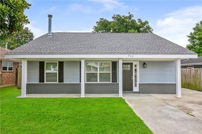River Ridge, Harahan Single Family Home For Sale: 365 Roseland Parkway