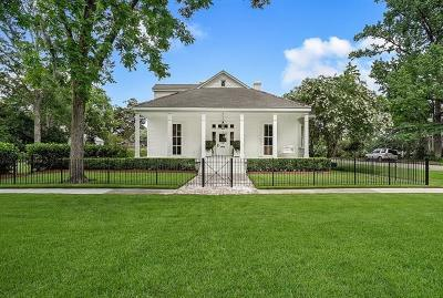 Covington LA Single Family Home For Sale: $1,475,000