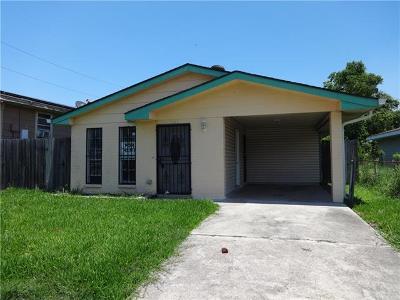 Single Family Home For Sale: 7655 Avon Park Boulevard