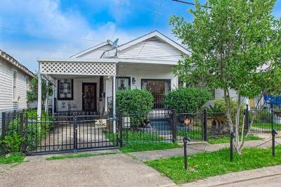 Single Family Home For Sale: 3104 Audubon Street