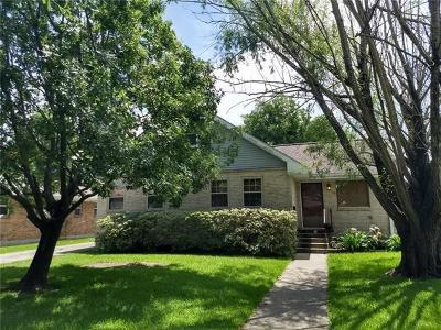 Single Family Home For Sale: 1117 Aurora Avenue