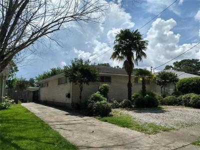 Single Family Home For Sale: 1113 Aurora Avenue