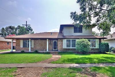 Metairie Single Family Home For Sale: 5017 Haring Court