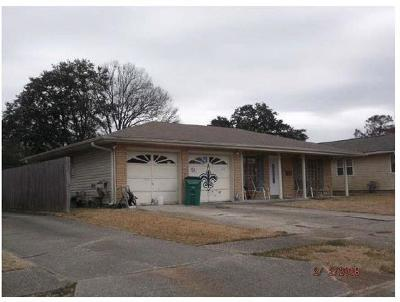 Single Family Home For Sale: 657 W Marlin Court