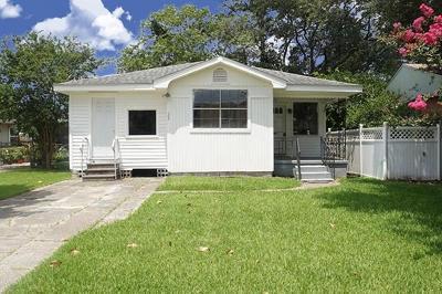 Marrero Single Family Home For Sale: 1308 Avenue F