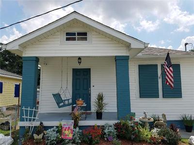 Marrero Single Family Home For Sale: 609 Allo Avenue