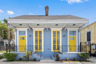 Single Family Home For Sale: 2117 Saint Andrew Street