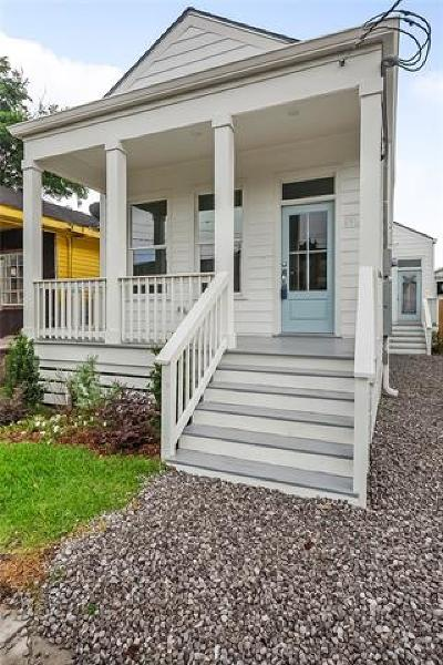 New Orleans Single Family Home For Sale: 8916 Cohn Street