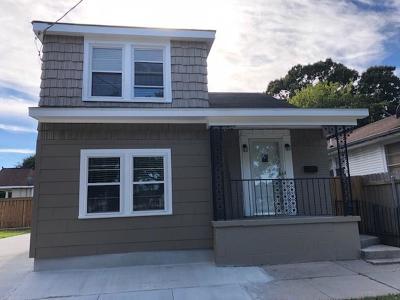 Gretna Single Family Home For Sale: 1038 Weyer Street