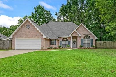 Single Family Home For Sale: 115 Lazy Creek Drive