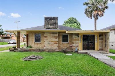 Single Family Home For Sale: 5500 Elysian Fields Avenue