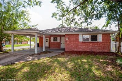 River Ridge, Harahan Single Family Home For Sale: 633 Gordon Avenue