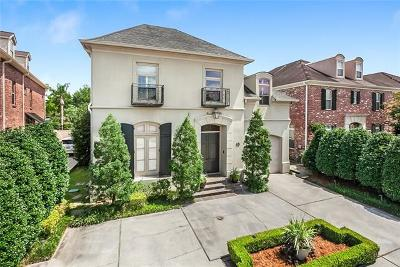 Metairie Single Family Home For Sale: 45 Savannah Ridge Lane