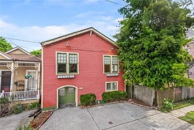 New Orleans Single Family Home For Sale: 4115 Loyola Avenue