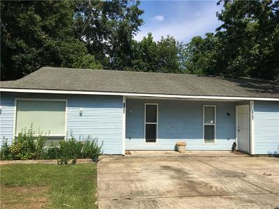 Multi Family Home For Sale: 1418 Cherry Street