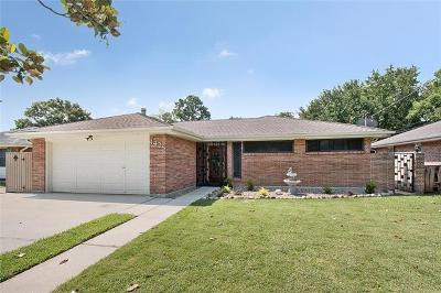 Single Family Home For Sale: 4428 Meadowdale Street