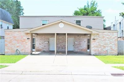 Metairie Multi Family Home For Sale: 4712-14 Grammar Avenue