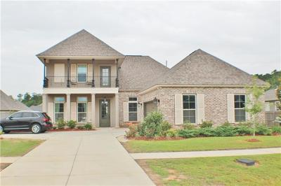 Madisonville Single Family Home For Sale: 361 Cedar Creek Drive