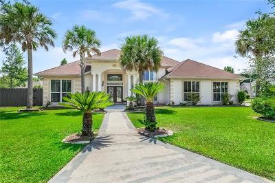 Slidell Single Family Home For Sale: 212 Lansdowne Drive