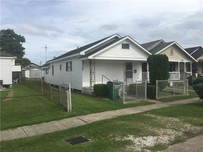 Westwego Single Family Home For Sale: 707 Avenue A