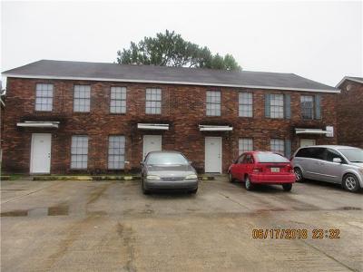 Multi Family Home For Sale: 46037 Rufus Bankston Road
