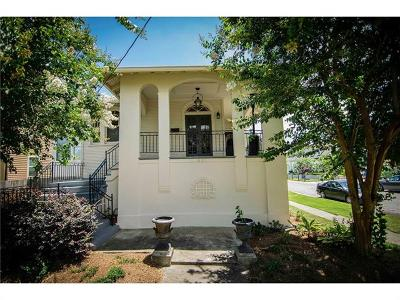 New Orleans Multi Family Home For Sale: 600 Harrison Avenue