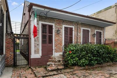 New Orleans Single Family Home For Sale: 1927 Dauphine Street