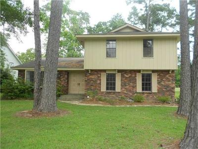 Single Family Home Pending Continue to Show: 759 Beau Chene Drive