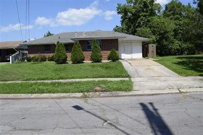 Single Family Home For Sale: 4951 Warren Drive