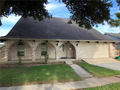 Kenner Single Family Home For Sale: 82 Gelpi Avenue
