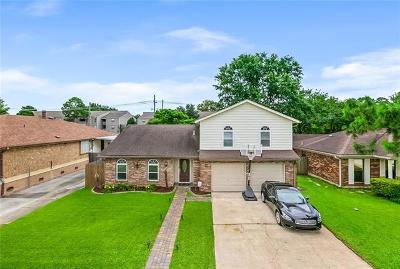 Kenner Single Family Home For Sale: 26 Traminer Drive