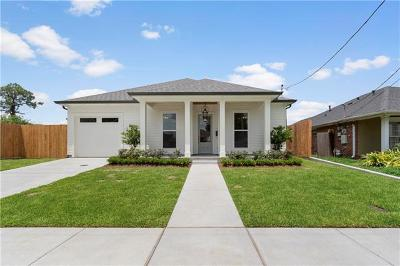 Metairie Single Family Home Pending Continue to Show: 2116 Green Acres Road