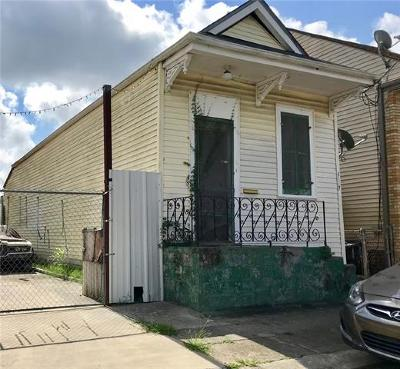New Orleans Single Family Home For Sale: 1927 Pauger Street