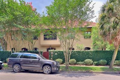 New Orleans Townhouse For Sale: 2641 S Carrollton Avenue