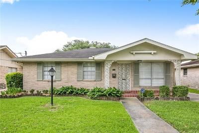 Metairie Single Family Home Pending Continue to Show: 757 Rosa Avenue