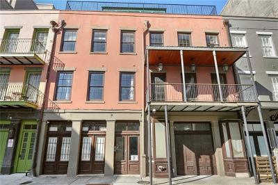 New Orleans Condo For Sale: 420 Common Street #A