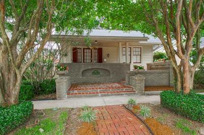 Metairie Single Family Home Pending Continue to Show: 141 Metairie Lawn Drive