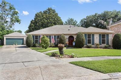 Single Family Home For Sale: 3716 Red Cypress Drive