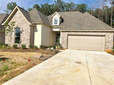 Madisonville Single Family Home Pending Continue to Show: 7060 Ring Neck Drive